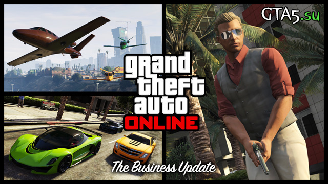 Business Update for GTA Online